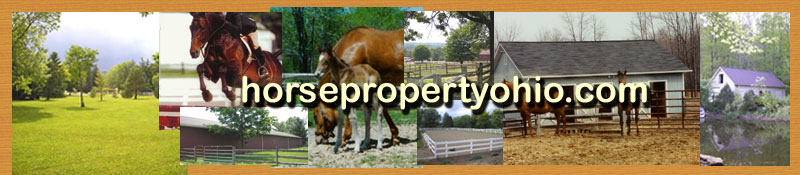 Horse Property Ohio .com - information and listings